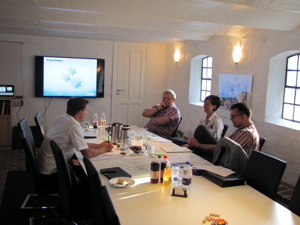 Opstartsmøde advisory board